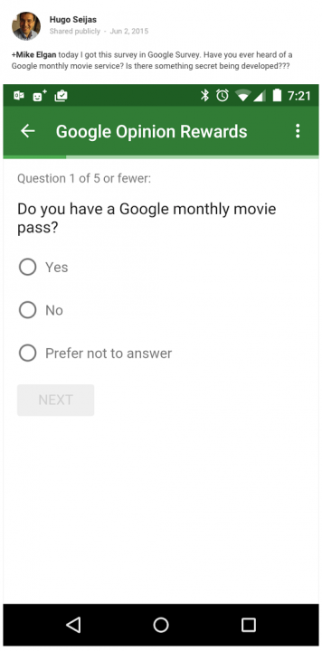google-streaming-movie-service-google-plus-survey-post