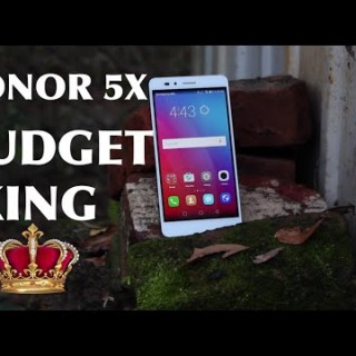 Honor 5X Full Video Review! Budget Phone King!